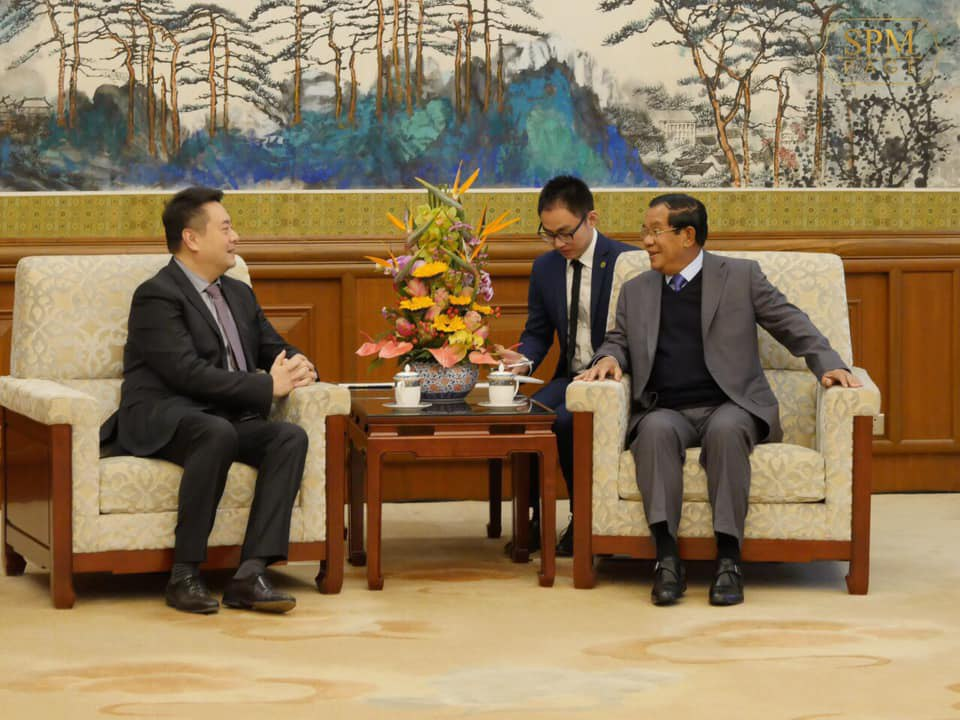 Chinese company to accelerate Phnom Penh-Sihaknouk Ville
